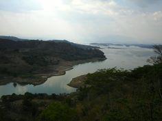 El Lago - Suchitoto, Cuscatlan.-El Salvador