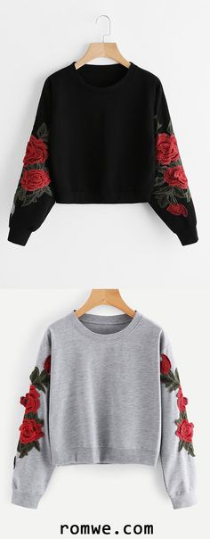 46 Super Ideas For Sweatshirt Diy Ideas Outfit Winter Outfits, Cool Outfits, Casual Outfits, Teen Fashion, Fashion Outfits, Womens Fashion, Jumper Shirt, Diy Sweatshirt, Mode Hijab