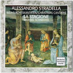 AStradella Christmas Cantatas