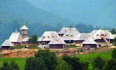Ethno village Drvengrad Mokra Gora - Serbia Visit - Stema Guide