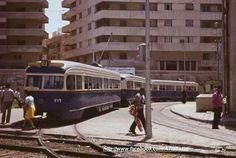 ترام الاسكندرية فى السبعينات
