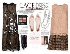 """""""Lovely Lace Dresses: Day to Night"""" by pau-rosa ❤ liked on Polyvore featuring Alexander Wang, Dolce&Gabbana, Vera Wang, Chanel and Gucci"""