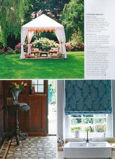 The English Homes - May 2015. Our new collection of Victorian style geometric floor tiles made the news pages. A selection of new patterns and colours have been launched.
