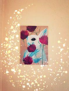 Kròlik i koniczyna Art, Art Background, Kunst, Performing Arts, Art Education Resources, Artworks