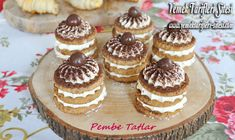 Pratik Tiramisu Tarifi Tiramisu Sans Gluten, Baby Food Recipes, Vegan Recipes, Cookie Desserts, Tart, French Toast, Cheesecake, Cookies, Persian Recipes