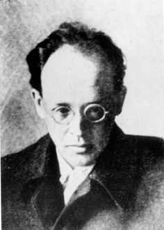 """Soviet Writer Isaac Babel Uncredited and Undated Photograph """"It is difficult for a man who has been captured by an idea and tamed by its snake-like gaze to expend himself in the froth of meaningless..."""