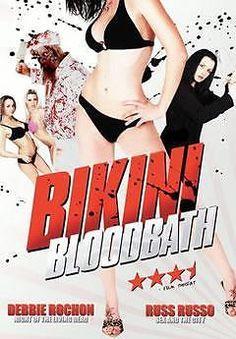 Bikini Blood Bath - DVD