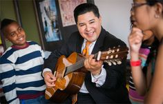 The New NYC Public School Leader is Mexican American, a Talented Mariachi Artist and an Established Educator