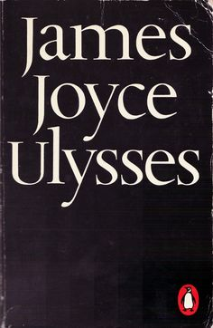 Ulysses by James Joyce I Love Books, Great Books, Books To Read, James Joyce, Book Writer, Book Authors, Book Cover Art, Book Cover Design, Book Club Books