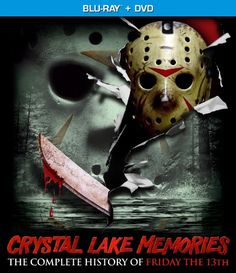 Crystal Lake Memories: The Complete History Of Friday The 13th (Blu-ray + DVD Combo) CAV DISTRIBUTING CORP http://www.amazon.com/dp/B00ETHN9L2/ref=cm_sw_r_pi_dp_NYOqvb19R15X9