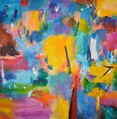 "Saatchi Art Artist Richard Kattman; Painting, ""Painter's Islands"" #art"