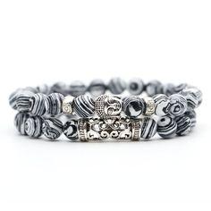 Save the Ocean Jewelry Bracelet set Black Lava Meditation Beads 1 – ™ Bracelets For Men, Handmade Bracelets, Handcrafted Jewelry, Jewelry Bracelets, Power Bracelet, Buddha Beads, Ocean Jewelry, Trendy Jewelry, Pure Products