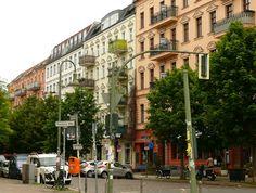 allofberlin:  Wörther Straße Prenzlauer Berg, Borough: Pankow Berlin
