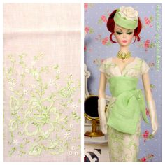 Fresh Mint by HankieChic on Etsy. Save 10% off any Hankie Chic fashion with coupon code Sale4U.