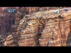 Highlights of Sarasota daredevil's stunt provided by the Discovery Channel. Teaching Writing, Teaching Ideas, Bing Video, Discovery Channel, Extreme Sports, Stunts, Grand Canyon, City Photo, Youtube