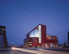 Nuovo Teatro Luxor, Rotterdam, 2001 - BOLLES+WILSON, Julia B Bolles, Peter Wilson