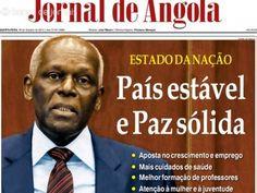 Jornal de Angola insulta o Bloco e elogia Sócrates - Ironia d'Estado