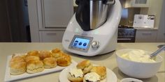Thermomix Buttermilk Scones Recipe Ingredients 440g self raising flour, plus extra for dusting 2 tbsp caster sugar 1 pinch sea salt 60g