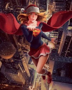 Clip: Time Lapse Drawing of Supergirl Power Girl Supergirl, Supergirl Comic, Supergirl 2015, Batman Vs Superman, Superman Family, Superman Artwork, Batman Returns, Marvel Girls, Comics Girls
