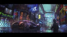 Reborn (sci-fi action RPG set in Neo-Tokyo) announced for PS3/PS4 - NeoGAF