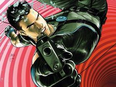 Batman's sidekick leaves the cave for 'Grayson' comic. Batman's former sidekick embarks on a new life as an undercover superspy in the comic book Grayson, an action-adventure series premiering July 2 from DC Comics. It's written by Tim Seeley (Revival) and Tom King, a former CIA counterterrorism operations officer.