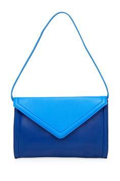 Darcy Shoulder Bag by Isaac Mizrahi on @HauteLook