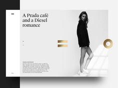 Prada x Diesel Campaign by Hrvoje Grubisic
