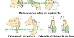 Cómo proteger tus manos de tejedora con ejercicios saludables