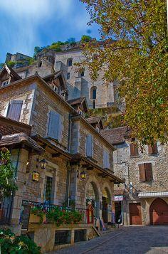 Rocamadour ~ Lot , France