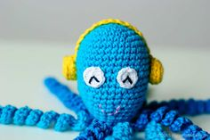 I am immensely happy to report that my post(you can also find the pattern for the octopus there) about octopuses made for preemies received a lot of interest among, but not only, crocheters. Huge number of people from Poland, Denmark and USA replied to me on Facebook and shared their stories about how an octopus ...