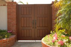 Premium Wood Gates built with Garden Passages satisfaction guarantee and turn-key service have stood as the industry benchmark for over ten years. Wood Gates, Fence Gates, Front Gates, Entrance Gates, Garden Gates, Heavy Duty Hinges, Double Gate, Thick Body, Livingstone
