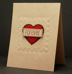 Forever Card by @Tami Mayberry