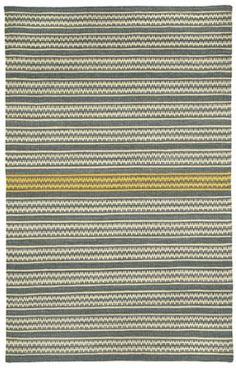 Dokka Stripe Rugs from Capel Rugs by Genevieve Gorder