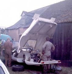 Porsche 917LH. Le Mans test Weekend 1969.