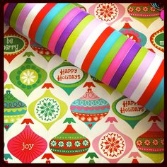 Christmas Wrapping paper!