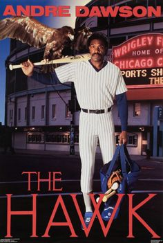 Sports Posters from the past -  Andre Dawson