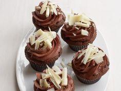 Chocolate Ganache Cupcakes Recipe | Food Network Kitchen | Food Network