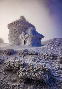 Mt. Sniezka - Karkonosze Mountains, Poland -