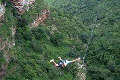 5: Wild Gorge Swing