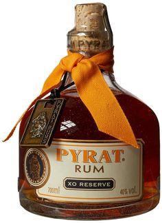 Pyrat Xo Reserve Rum  Tolle Geschenke mit Rum gibt es bei http://www.dona-glassy.de/Geschenke-mit-Rum:::22.html