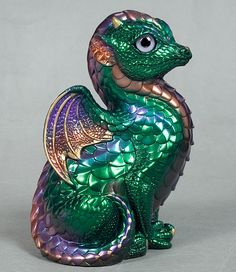 Windstone EditionsQuest #1 - Third Place Prize - Fledgling Dragon Figurine