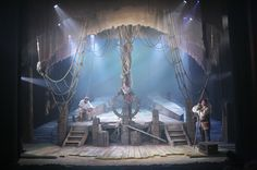 Treasure Island. Set design by Jackie Trousdale.