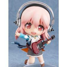 Nendoroid - Super Sonico [Tiger Hoodie ver.] (PVC&ABS Figure): Amazon.fr: Jeux et Jouets