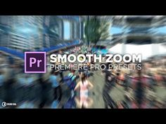 Smooth Zoom Transition Free Preset for Premiere Pro Tutorial by Chung Dha Photography And Videography, Film Photography, After Effects, Motion Design, Cgi, Vfx Tutorial, Illustrator, Software, Adobe Premiere Pro