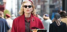 CATE BLANCHETT - Carol (Carol) - Indicada ao prêmio de melhor atriz no #Oscar2016