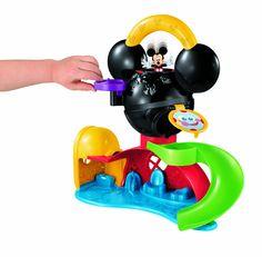 Fisher Price - Y2311 - Figurine - La Maison de Mickey: Amazon.fr: Jeux et Jouets