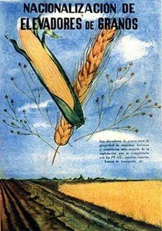 """Mundo Peronista"" en afiches y más (1946 - 1955) - Imág... en Taringa! Dani, Llamas, Painting, World, Retro Advertising, Eva Peron, Pictures, Painting Art, Paintings"