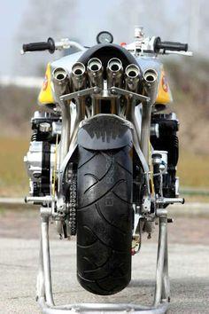 Honda CBX , motoporn right there.