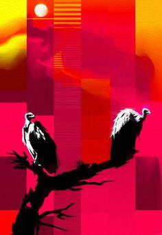 cold war. #coldwar #vultures #hotandcold