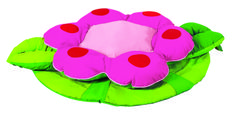 """""""Jennifer the Flower"""" Giant Floor Cushion from Perfect for any or child's bedroom. Giant Floor Cushions, Floor Pillows, Soft Seating, Kids Bedroom, Little Ones, Playroom, Pikachu, Flooring, Flower"""